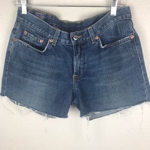 Lucky Denim shorts